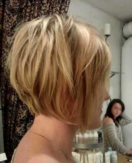 Ladies Casual Bob Hairstyles