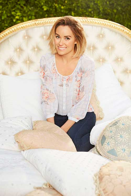 Lauren Conrad Best Bob Idea