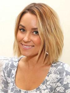 Lauren Conrad Blonde Bob Haircuts