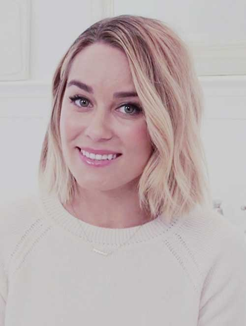 Lauren Conrad Bob Cut Idea