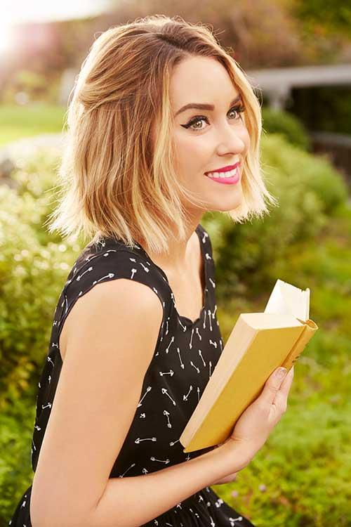 Lauren Conrad Daily Bob Hairstyles