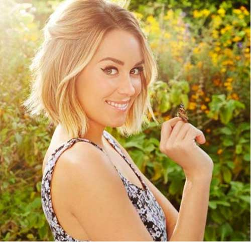 Lauren Conrad Hair Cute Bob