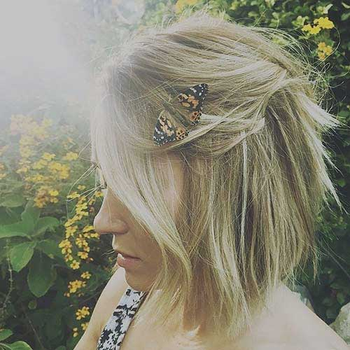 Lauren Conrad Long Bob Haircut Idea