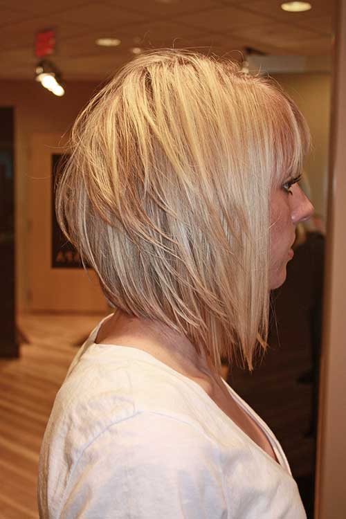 Layered Latest Bob Haircuts