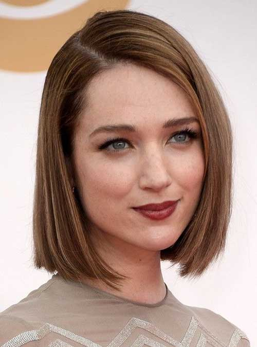 Straight Short Bob Cuts 2014