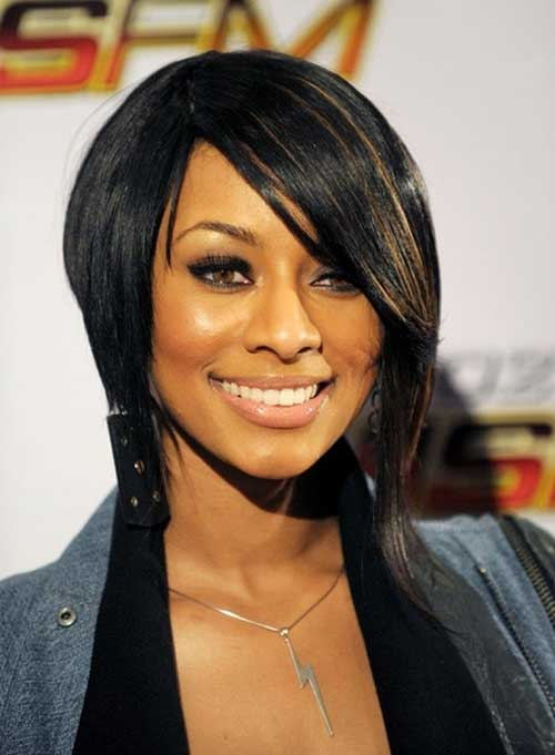Nice Short Bob Hairstyles for Black Women 2014