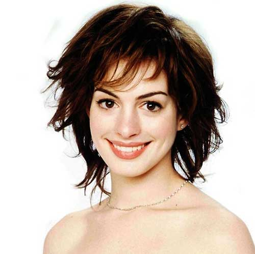 Short Messy Bob Hairstyles for 2014