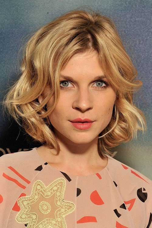 Short Soft Curly Bob Hairstyles for 2014
