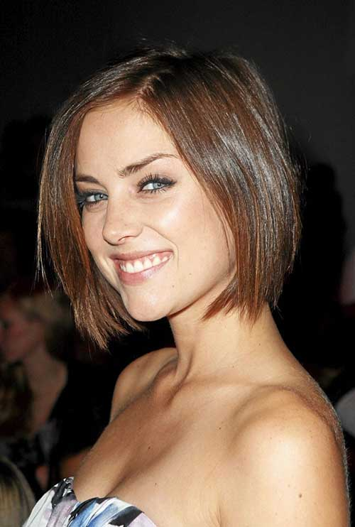 Straight Hairstyles Bobs Ideas Pictures