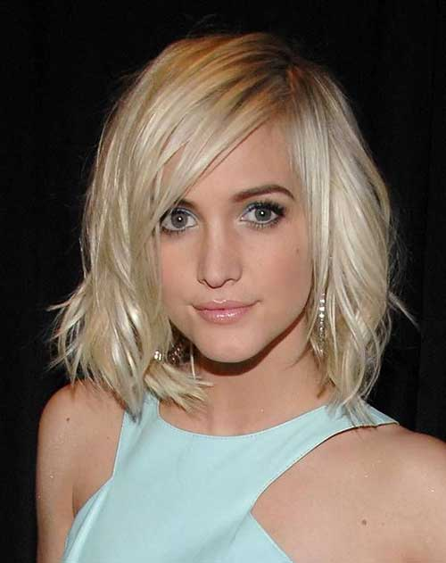Thin Hair Long Bob Hairstyles