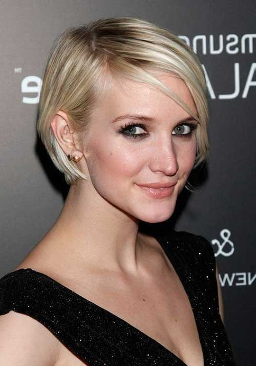 Thin Very Short Bob Hairstyles