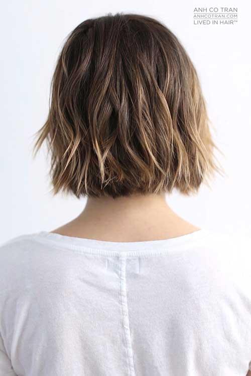 Pics Of Bob Haircuts Back View Bob Hairstyles 2018
