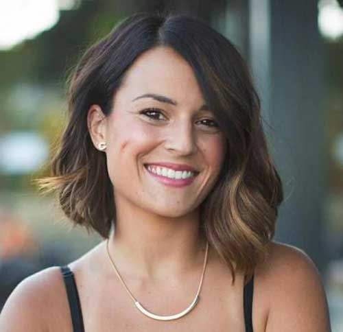 Bob Hairstyles for Thick Hair-8
