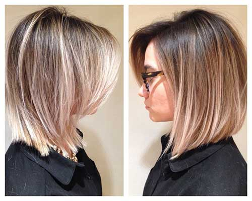 Best Highlighted Long Bob Ideas