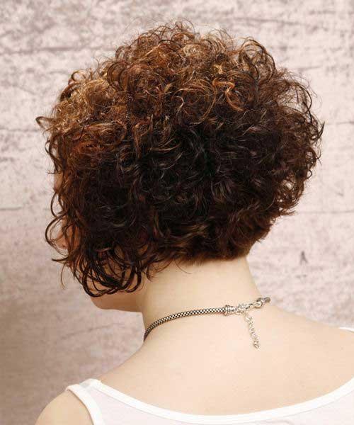 Bob Haircut Back View