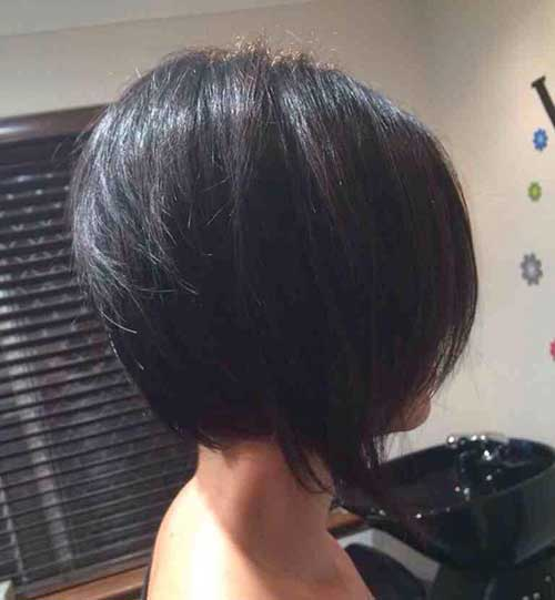 Pics Of Bob Haircuts Back View Bob Hairstyles 2018