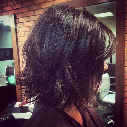 Bob for Thick Hair