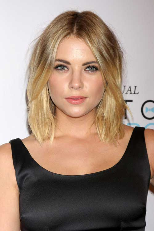 Celebrity Long Bob Hairstyles