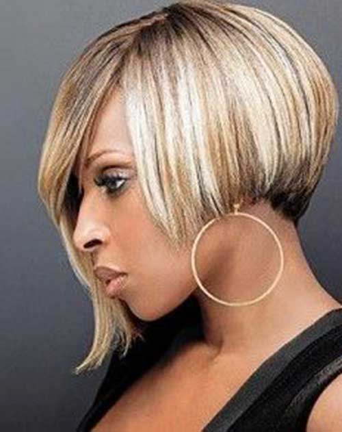 Chic Bobs Cuts for Black Women