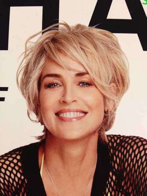 Cool Layered Bob Haircut Ideas