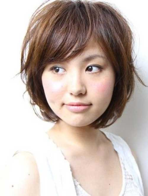 Japanese Short Bob Cut Ideas
