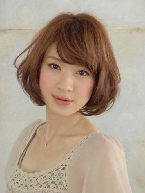 Japanese Thin Bob Hair