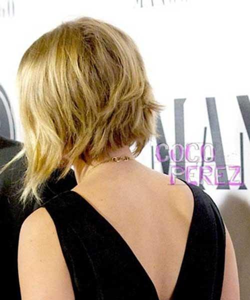 Scarlett Johansson Bob Back View Ideas