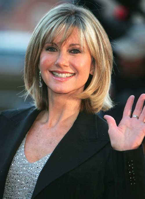 Bob Haircuts for Older Ladies-13