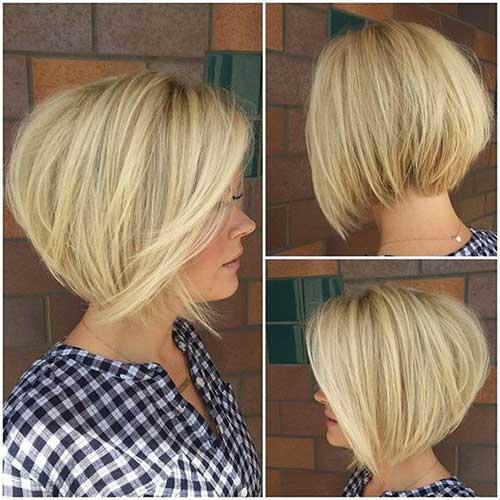 Short Bob Hairstyles 2016-20