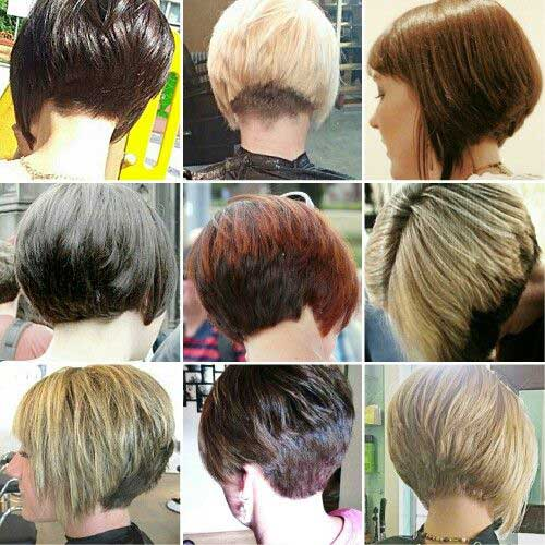 2015 Best Back of Bob Haircut Ideas