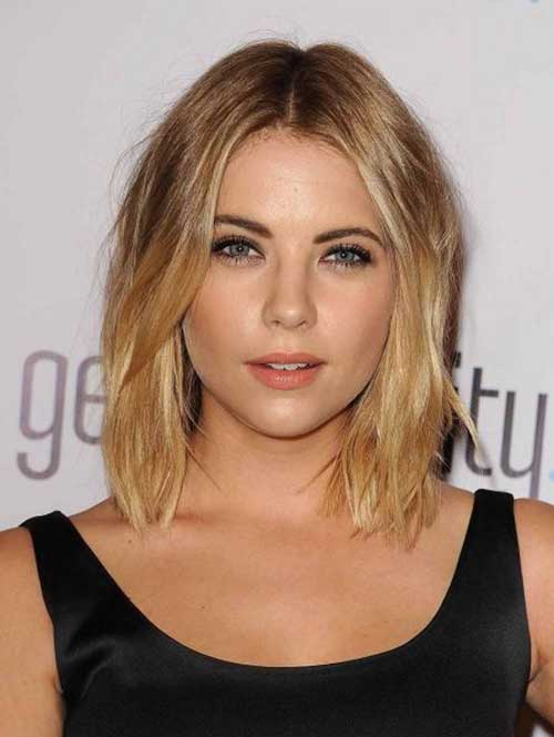 Short Layered Bob Cuts-7