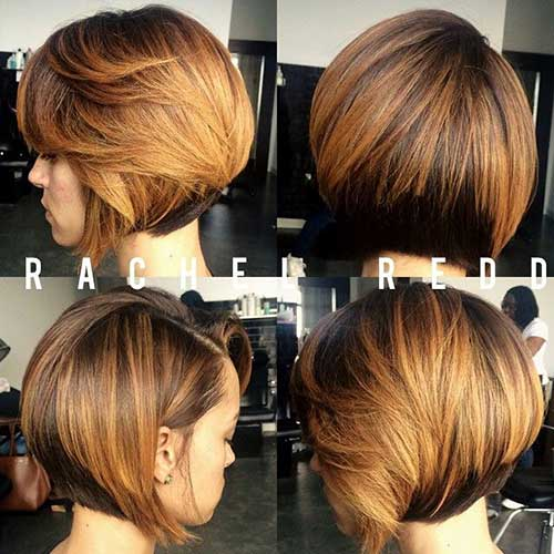 Balyage Ombre Bob Hairstyles