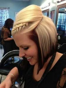 Best Brown Blonde Bob Hair Ideas