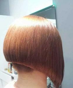 Best Hair Shaved Nape Bob Ideas