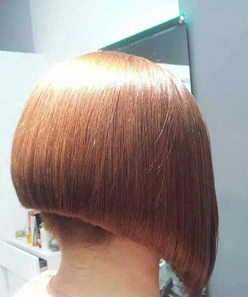 Best Hair Shaved Nape Bob Ideas