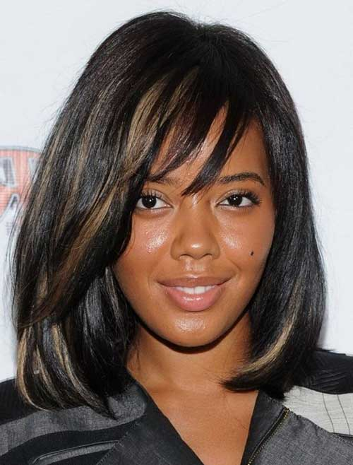 Black Bob Women Hairstyles 2014-2015