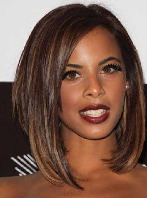 Best Black Girl Bob Hairstyles 2014
