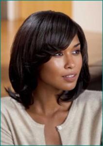 Black Girls Dark Bob Hairstyles 2014