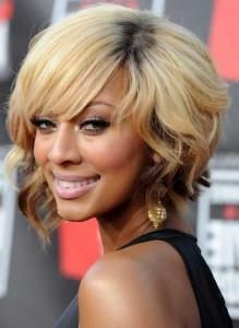 Black Women Classy Blonde Bob Hairstyles