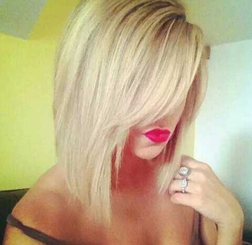 Blonde Bob Hairstyles 2014-2015