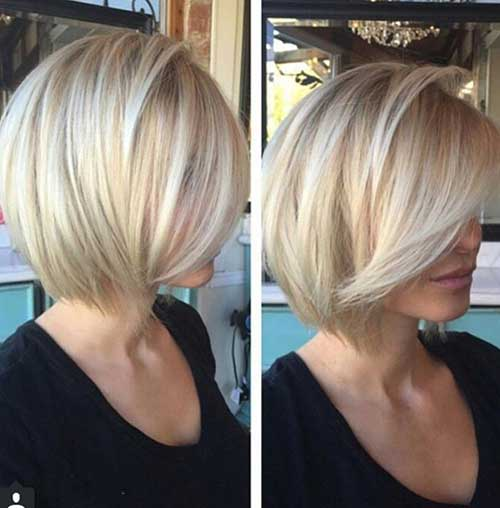 Best Blonde Bob Hairstyles