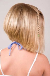 Bob Hairstyles Back View for Girls