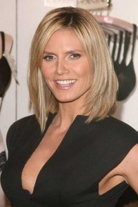Blonde Bob Hairstyles for Oval Faces