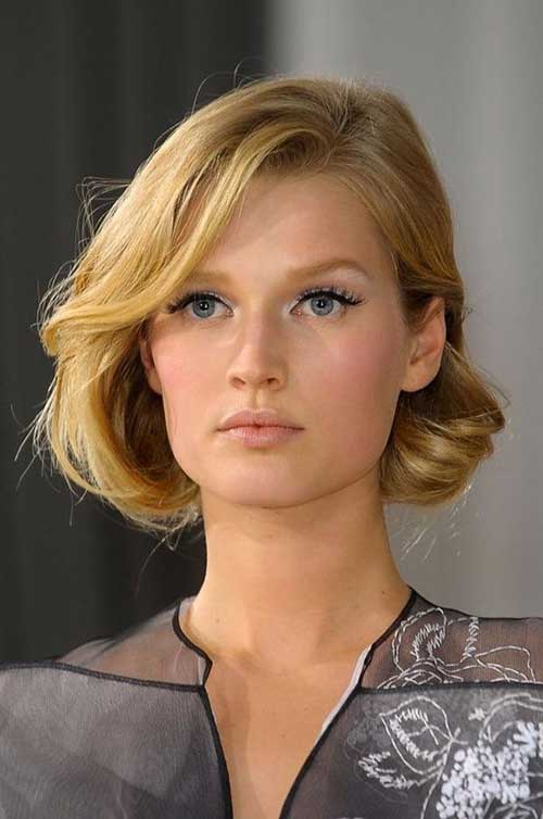 Chic Bob Prom Hairstyles