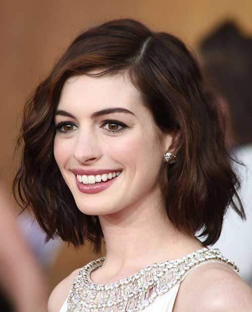 Wavy Bob Haircuts Ideas