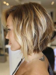 Best Brunette Highlighted Bob Hair