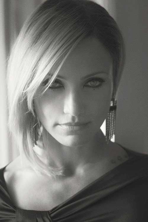 Best Cameron Diaz Bob Haircut