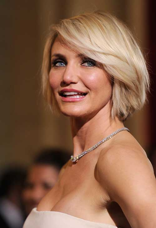 Cameron Diaz Bob Hair