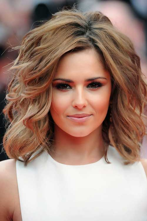 Chic Cheryl Cole Bob Haircuts