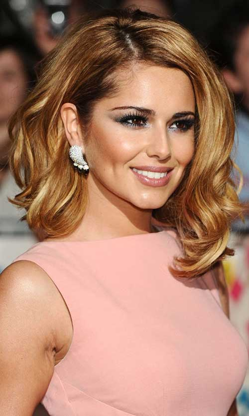 Chic Cheryl Long Bob Inverted Haircuts
